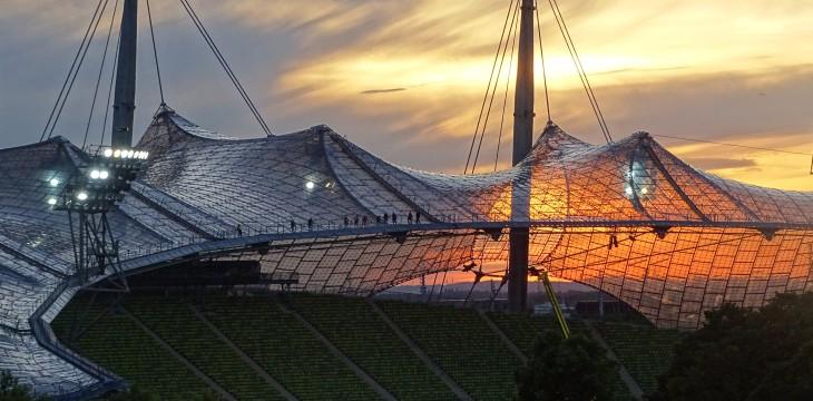 Olympiastadion-Zeltdachtour getestet: So brachte ich das Dach zum Wackeln (+ Flying-Fox im Video)
