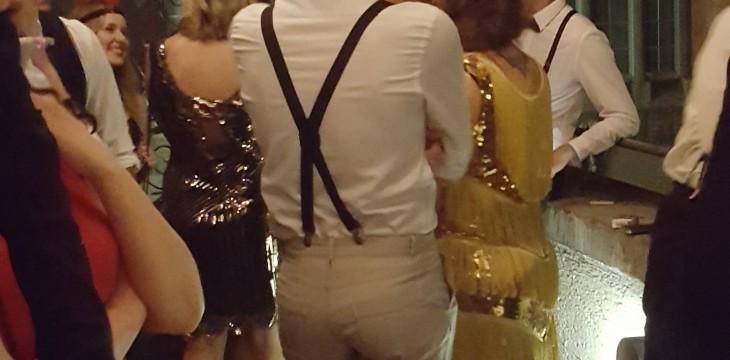 Feiern wie in den Zwanzigern: Marion über die Gatsby-Party in München